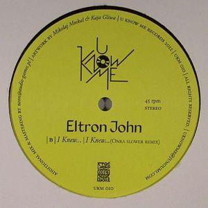 JOHN, Eltron - Electric Worldlife