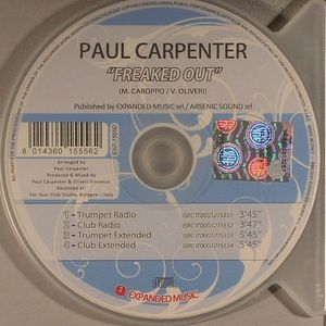 CARPENTER, Paul - Freaked Out