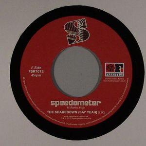 SPEEDOMETER feat MARTHA HIGH - The Shakedown (Say Yeah)