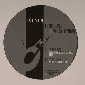 FUNCTION vs JEROME SYDENHAM - White Light (remixes)