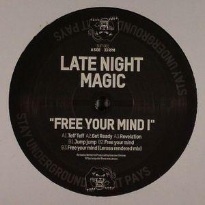 LATE NIGHT MUSIC aka SIMONCINO - Free Your Mind I