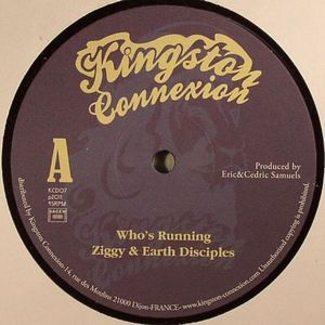 ZIGGY/EARTH DISCIPLES - Who's Running