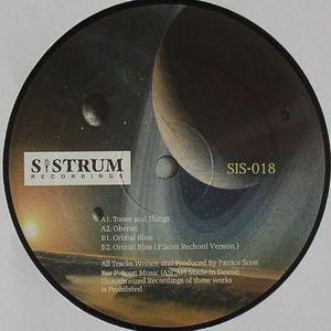 SCOTT, Patrice - Orbital Bliss EP