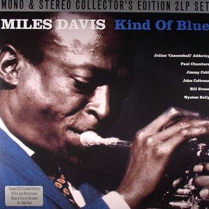 DAVIS, Miles - Kind Of Blue (Stereo/Mono)