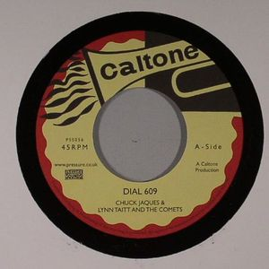 JAQUES, Chuck/LYNN TAITT/THE COMETS/THE JETS - Dial 609