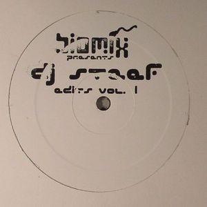 DJ STEEF - Edits Vol 1