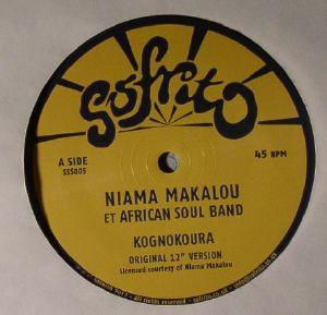 MAKALOU, Niama ET AFRICAN SOUL BAND - Kognokoura