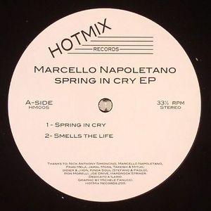 NAPOLETANO, Marcello - Spring In Cry EP
