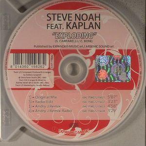NOAH, Steve feat KAPLAN - Exploding