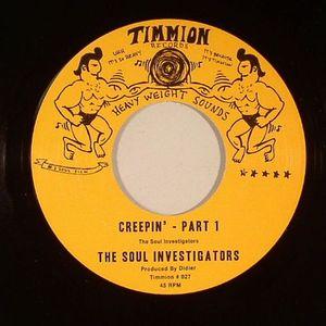 SOUL INVESTIGATORS, The - Creepin' Parts 1 & 2