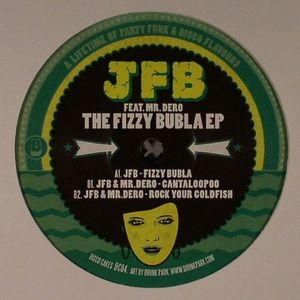 JFB - The Fizzy Bubla EP