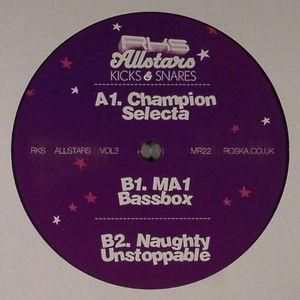 CHAMPION/MA1/NAUGHTY - RKS Allstars Vol 3