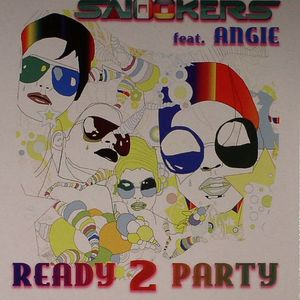 SNOOKERS feat ANGIE - Ready 2 Party