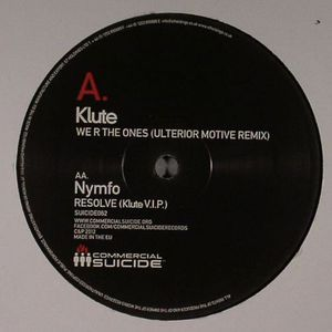 KLUTE/NYMFO - We R The Ones