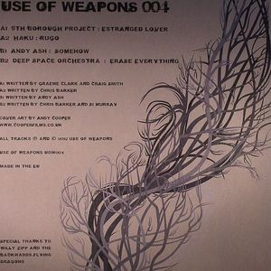 6TH BOROUGH PROJECT/HAKU/ANDY ASH/DEEP SPACE ORCHESTRA - Use Of Weapons 004