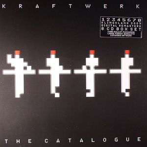 KRAFTWERK - The Catalogue (Retrospective Edition)