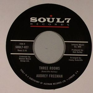 FREEMAN, Audrey/SAMMY AMBROSE - Three Rooms
