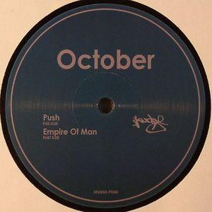 OCTOBER - Empires EP