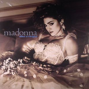 MADONNA - Like A Virgin (remastered)