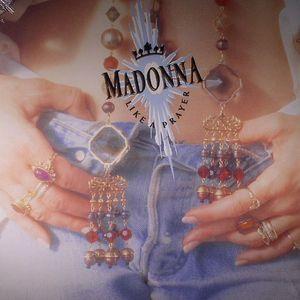 MADONNA - Like A Prayer (remastered)