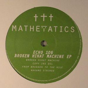 ECHO 106 - Broken Hihat Machine EP