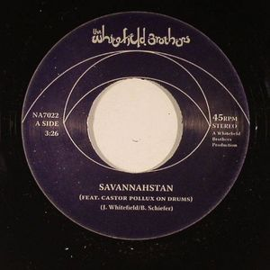 WHITFIELD BROTHERS, The - Savannahstan (Fan Club 45)