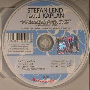 LEND, Stefan feat J KAPLAN - Forever In Your Eyes