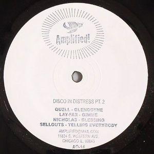 QUELL/LAY FAR/NICHOLAS/SELLOUTS - Disco In Distress Part 2