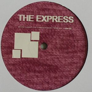 EXPRESS, The - Second Class EP