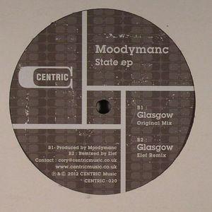 MOODYMANC feat KUNTRI RANKS - State EP