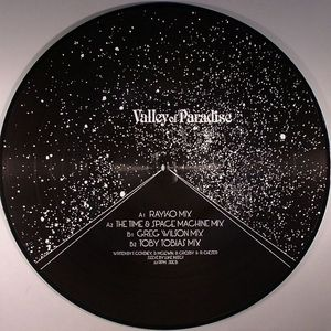 PSYCHEMAGIK - Valley Of Paradise (remixes)