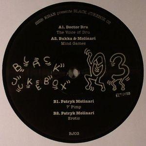 DOCTOR DRU/BUKKA/MOLINARI/PATRYK MOLINARI - Black Jukebox 03