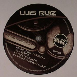 RUIZ, Luis - The Anunnaki Return