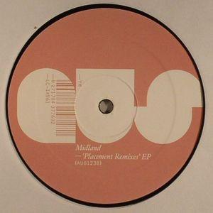 MIDLAND - Placement Remixes EP