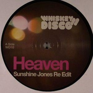 JONES, Sunshine - Heaven