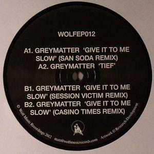 GREYMATTER - Wolf EP 012