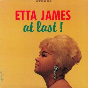 JAMES, Etta - At Last!