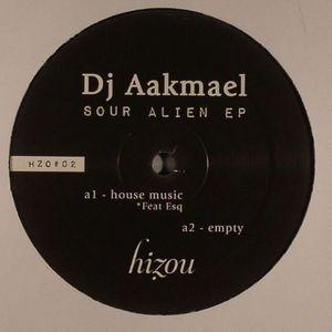 DJ AAKMAEL - Sour Alien EP (warehouse find)