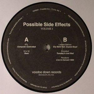 STL/12 X 12/L'ESTASI DELL'ORO feat CRYSTAL BOYD/N'CONDUIT/PENALUNE - Possible Side Effects Vol 1