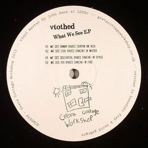 VTOTHED - What We See EP