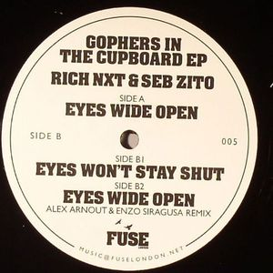 RICH NXT/SEB ZITO - Gophers In The Cupboard EP