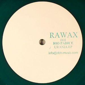 PADICE, Rio - Urania EP