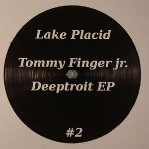 FINGER JR, Tommy - Deeptroit EP