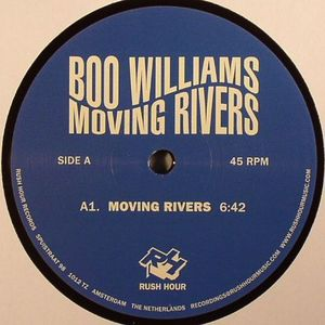 WILLIAMS, Boo - Moving Rivers
