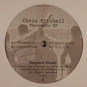 MITCHELL, Chris - Phrenetic EP
