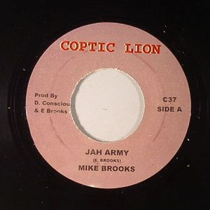 BROOKS, Mike - Jah Army