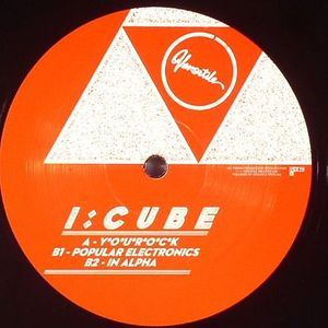 I CUBE - In Alpha EP
