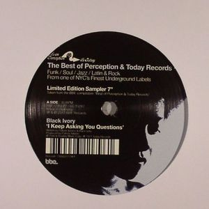 BLACK IVORY/THE FATBACK BAND - The Best Of Perception & Today Records Sampler