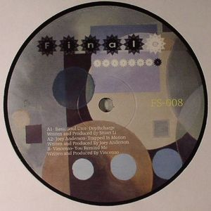 BASIC SOUL UNIT/JOEY ANDERSON/VINCENZO - Finale Sessions 8