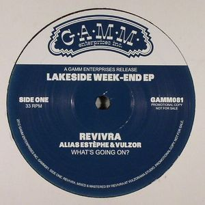 REVIVRA - Lakeside Week End EP